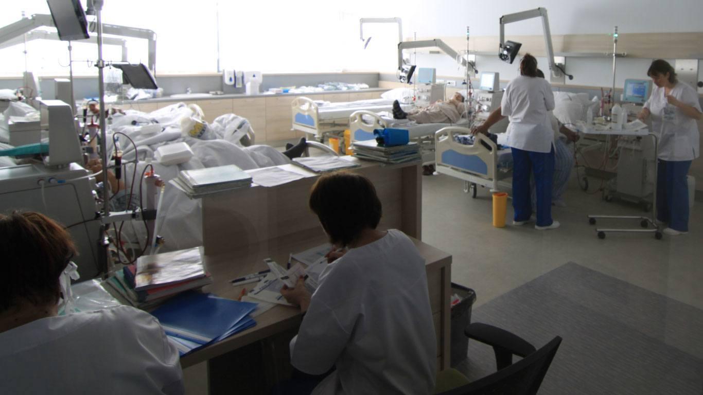 IHS Centre Medicale de Nefrologie si Dializa